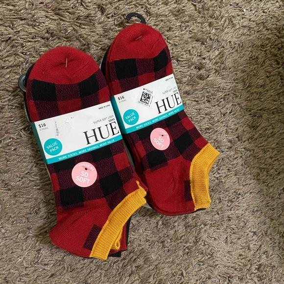 HUE Accessories - HUE liner socks